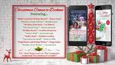 Blog Tour: Christmas Comes to Dickens Children Of Divorced Parents, Everything Has Change, Old Flame, Good To See You, Tea Stains, Book Signing, Holiday Wishes, Call Her, Christmas Holidays