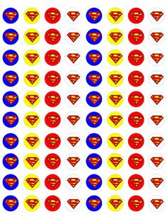 Make your Superman party a hit with these free printable Superman kiss labels. With only a little effort and a some Hershey kisses, you'll be the hero of your next superhero party.