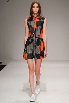 Ksenia Schnaider Kiev Fall 2015 - Collection - Gallery - Style.com