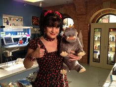 Abby and Bert at today!You can find Ncis and more on our website.Abby and Bert at today!You can find Ncis and. Pauley Perrette Ncis, Ncis Gibbs Rules, Ncis Rules, Ncis Cast, Ziva David, Ncis New, Great Tv Shows, Celebs, Celebrities