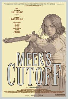 Meek's Cutoff. Marlene McCarty.