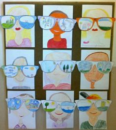art education elementary * art education _ art education lessons _ art education projects _ art education elementary _ art education high school _ art education quotes _ art education logo _ art education for kids Art 2nd Grade, Arte Elemental, Classe D'art, Ecole Art, Art Lessons Elementary, Elementary Schools, Elementary Teaching, Kindergarten Art, Spring Art