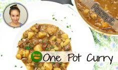 One Pot Curry - veganes Rezept - schnell & einfach Kochen - gesund Abnehmen - wenig Kalorien - YouTube
