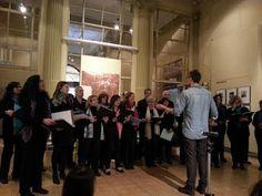 Siguiendo un sueño...: Concierto museo etnografico