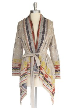 Just ordered this Aztec Print Cardigan from the stylish girls at Paizlee.com.  Check them out!