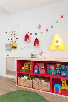 Apartamento alugado e quartinho rescolvido rapidamente, com a arquiteta CRIS PASSOS. Com direito a cama-casinha, adesivo de grama e enxoval MINI MÓBILE! Kids Decor, Home Decor, Decor Ideas, Baby Room Decor, Kids Furniture, Girls Bedroom, Kids Room, Toddler Bed, Interior Design