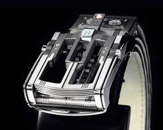 Roland Iten R8 Mk.II Luxury Belt Buckle