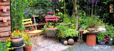 Prepare o jardim para a primavera