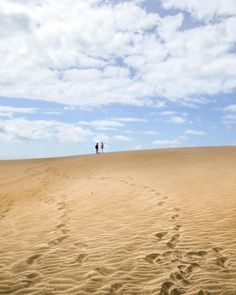 This is how I like people in my photos to be. Just tiny figures within the environment (a city usually but there are exceptions ) Maspalomas Beach in Gran Canaria, Spain