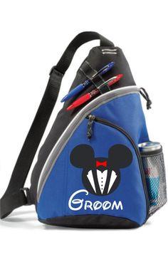 6ed4db7e6ed8 Storm Trooper Minnie or Mickey Personalized bag