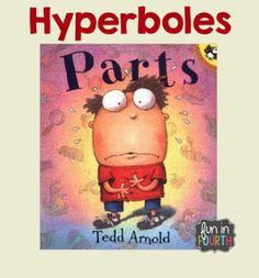 Fun in Fourth: Using Picture Books to Teach Figurative Language