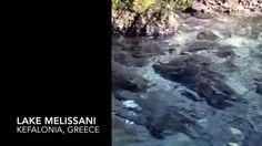 Lake Mellisani Cave, Kefalonia Greece, 2013