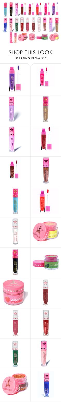 """""""Jeffree Star Cosmetics"""" by loverofmusic98 on Polyvore featuring beauty and Jeffree Star"""