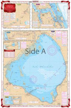 Florida West Coast Intracoastal Waterway Map.Complete Intracoastal Waterway Detail From Oriole Beach At Mile