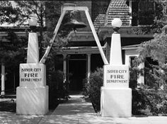 Silver City Fire Dept.        -  now the Silver City Museum
