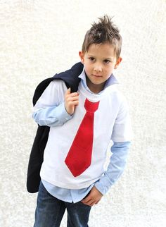 Bought this for Valentine's Day! Super cute! Can't wait for the boy to wear it! <3