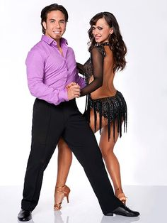 APOLO & KARINA photo | Apolo Anton Ohno, Karina Smirnoff