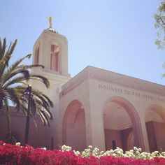 The Newport Beach Temple photographed by Emily Miller..............Just 48 hours prior to his accident, LSP was serving in this beautiful House of the Lord as a Sealer.  We had served together in this temple and the Los Angeles Temple since June of 2001 -- what a privilege and blessing!!   .......Pat