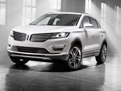 2014 Lincoln MKC luxury crossover