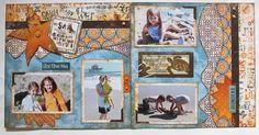 Two Page Layouts - Kiwi Lane Designs
