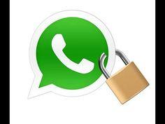 Aprende a proteger tu Whatsapp en Android y Windows Phone con contraseña muy fácilmente, evita que tu novi@ lee tu intimidad ;)