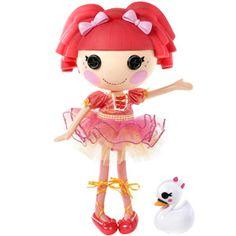 Lalaloopsy Doll, Tippy Tumblelina