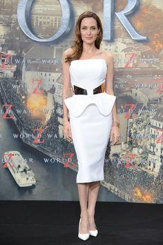 Angelina Jolie. Awesome dress!!