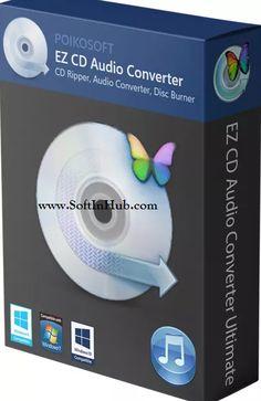 EZ CD Audio Converter Ultimate 5.3.0.1 Full Crack has Burn custom audio CDs Burn audio files to audio CDs Convert audio files for use as a ringtone etc