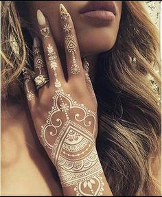 43 Best Temporary Tattoos: Henna, Harkous, Mehndi, Flash