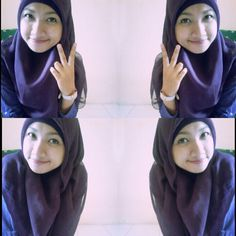 Purple#hijab