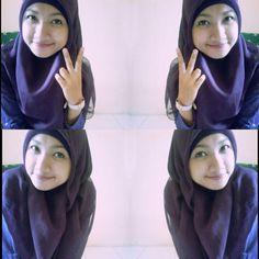 Purple#hijab