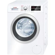 Bosch WVG30461GB From £590.00 to £614 Energy Class A, Capacity 8 kg, Front Loading, Width 60 cm, White, Washer-Dryer