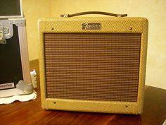 1957 Fender Champ Tube Amp Amplifier