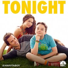 Don't miss the return of #aboutaboy tonight at 9:30/8:30c!