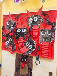 Kindergarten, Crafts For Kids, Collage, Halloween, Christmas, Education, Carnival, Wolves, Crafts For Children