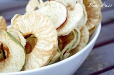 Apple Chips - Heather's French Press