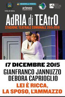 Lei è ricca, la sposo, l'ammazzo - Gianfranco Jannuzzo, Debora Caprioglio