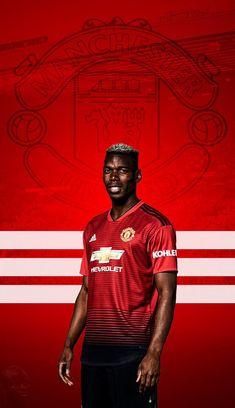Paul Pogba - Manchester United - Football Wallpaper - France - Adidas  #pogba #pogback #pogbadab #pogbance #Pogba10