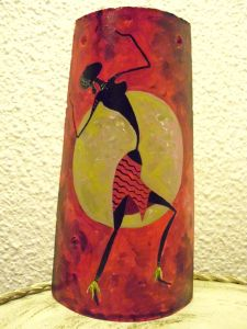 Africana Native American Pottery, Tile Art, Nativity, Abstract Art, Painting, Slate, Home Decor, Decoration, Clay Tiles
