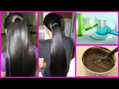 Glossy and shiny hair in just 25 minutes - Glowpink Shiny Hair Tips, Glossy Hair, Hair Tips Coconut Oil, Hair Spa At Home, Hair Smoothening, Hair Tonic, Diy Hair Mask, New Hair Growth, Silky Hair