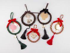 diy glücksbringer verschenken Tassel Necklace, Tassels, Cards, Ideas, Tassel, Fringes