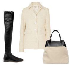 by Preston Davis Boucle Jacket, Silk Midi Dress, Perfect Wardrobe, Slingback Sandal, Penny Loafers, Knee High Boots, Double Breasted, 1920s, Jimmy Choo