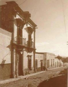 San Miguel de Allende Gto. Pila seca!