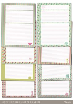 6 Best Images of Recipe Binder Printable Pages For - Free Printable Recipe Binder Cover Page, Free Recipe Binder Printables and Printable Recipe Binder Pages Printable Planner, Free Printables, Printable Recipe Page, Planners, Table Of Contents Page, Recipe Scrapbook, Recipe Binders, Card Book, Letter Size Paper
