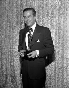 """1946 - Ray Milland per """"Giorni perduti"""""""