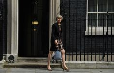Reino Unido tendrá Primera Ministra para proceso de Brexit