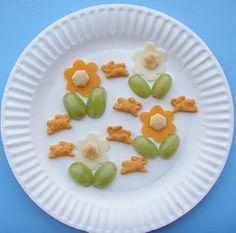 healthy spring snack