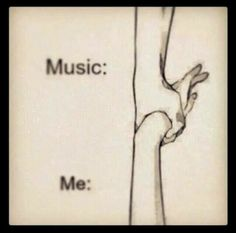 Just in case somebody ask why music is so important to me. Well, because one simple reason; Because music has always been there to me. It is my dearest friend; what pulls me to continue in a hard life. (It's my life source! Music Heals, Music Therapy, Save My Life, Music Lyrics, Quotes On Music, Music Lovers, Music Is Life, Music Is My Escape, Soul Music