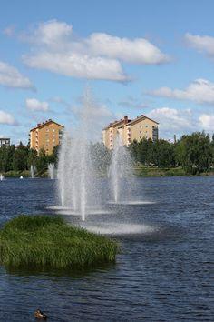 Ainola Park Oulu, Finland