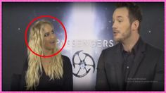 OMG! Watch JLaws Jaw Drop When Chris Pratt Speaks German | Jennifer Lawrence Puts Chris Pratt